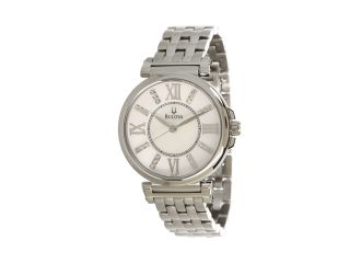 Bulova Ladies Diamond 96p134, Watches, Women