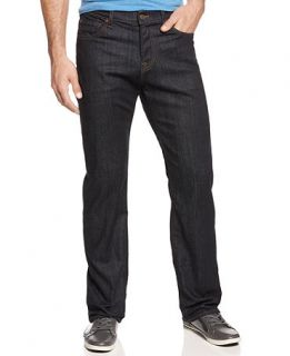 7 For All Mankind Jeans Austyn Relaxed Straight Leg Jeans, Dark Clean   Jeans   Men