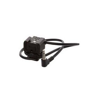 "RPS Hot Shoe to 3.5mm Mini Plug for Pocket Wizard with 12"" Cord   (Equivalent of Pocket Wizard MHSF1 Cord)  Photographic Lighting Slaves  Camera & Photo"