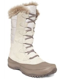 The North Face Womens Nuptse Purna Faux Fur Boots   Shoes