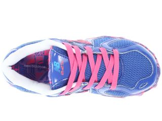 New Balance Kids Kj825 Little Kid Big Kid Blue Pink