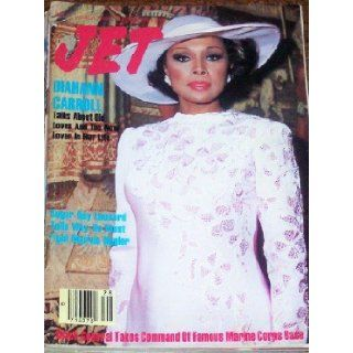 Jet Magazine July 14, 1986 Diahann Carroll (70) Various Staff Writers Books