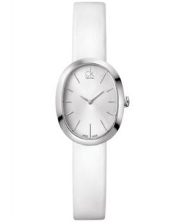 Calvin Klein Watch, Womens Swiss Stately Stainless Steel Bracelet 34mm K3G23121   Watches   Jewelry & Watches