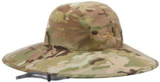 Outdoor Research Men's Aquifer Sombrero Hat, Multicam, Small  Rain Hats  Sports & Outdoors