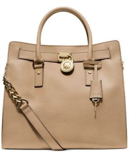 MICHAEL Michael Kors Hamilton Saffiano Leather Tote   Handbags & Accessories