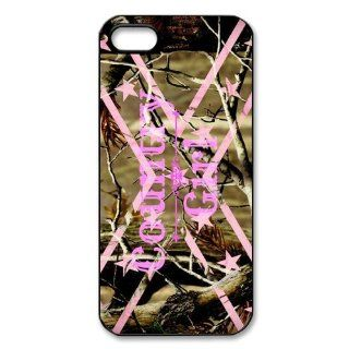 Unique Design Country Girl Hard Case Cover for Iphone 5/5S Case ,Apple Case,Best Iphone Case Computers & Accessories