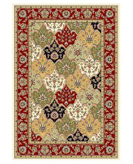 MANUFACTURERS CLOSEOUT Safavieh Area Rug, Lyndhurst LNH320A Multi 7 9 x 10 9   Rugs
