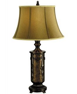 Dale Tiffany Fabric Table Lamp   Lighting & Lamps   For The Home