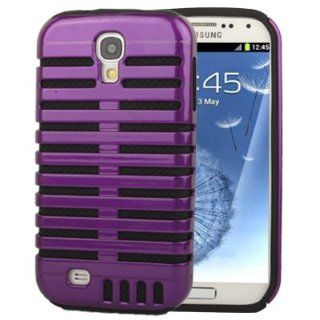 JKase CIAO Series Hybrid Rugged Dual Layer Protection Case Cover for Samsung Galaxy S4 SIV I9500   Retail Packaging (Purple) Cell Phones & Accessories