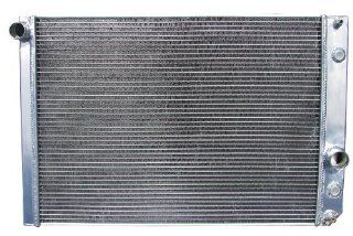 Champion CoolIng Systems, CC1052, 3 Row aluminumReplacement Radiator for Chevrolet Corvette Automotive