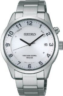 SEIKO Spirit Smart Men Solar Radio Wave Control Watch SBTM173 (Japan Import) Watches