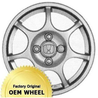 HONDA CIVIC 14x5.5 Factory Oem Wheel Rim  SILVER   Remanufactured Automotive