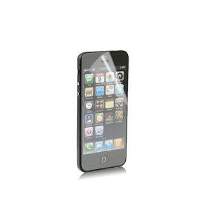 Anti Fingerprint Screen Protector and Cloth for Apple iPhone 5 Cell Phones & Accessories