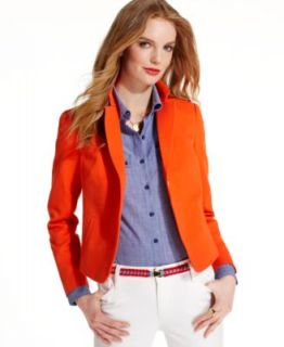 Lucky Brand Jeans Belmont Leather Jacket   Jackets & Blazers   Women