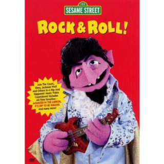 Sesame Street Rock & Roll