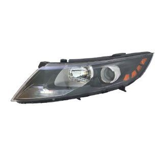 TYC 20 9306 00 Kia Optima Left Replacement Head Lamp Automotive