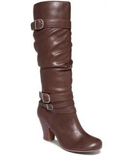 Hush Puppies Womens Lonna Tall Boots   Shoes