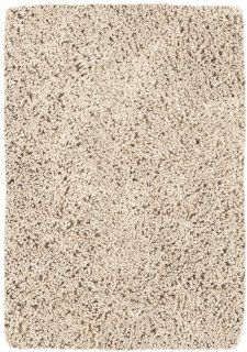 Safavieh Shag Collection SG151 1313 Beige Shag Area Runner, 84 X 27 feet   Area Rugs