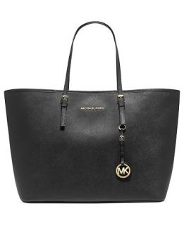 MICHAEL Michael Kors Saffiano Medium Travel Tote   Handbags & Accessories