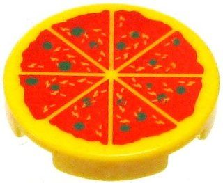 Lego Pizza (Building Accessory) Toys & Games