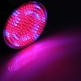 E27 PAR38 138 Red 30 Blue LED Hydroponic Plant Grow Light Lamp Garden 8W   Led Household Light Bulbs