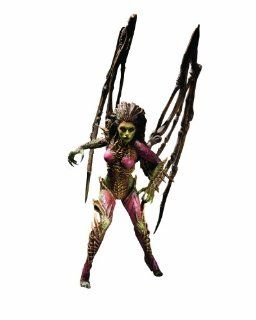 DC Unlimited Starcraft Premium Series 2 Kerrigan, Queen of Blades Action Figure Toys & Games