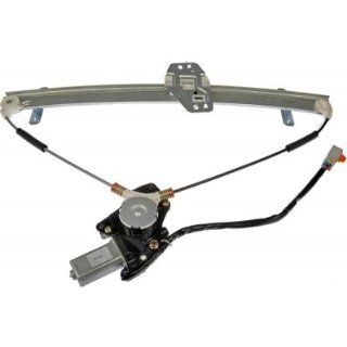 Dorman 748 129 Honda Pilot Front Driver Side Power Window Regulator with Motor Automotive