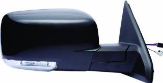 Fit System 60171C Dodge Ram Pick Up 1500 Passenger Side Replacement Convex Mirror Automotive