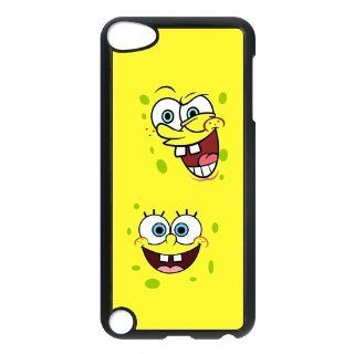 Personalized Music Case SpongeBob SquarePants iPod Touch 5th Case Durable Plastic Hard Case for Ipod Touch 5th Generation IT5SS126   Players & Accessories