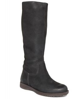Ecco Womens Northway Faux Fur Tall Boots   Shoes