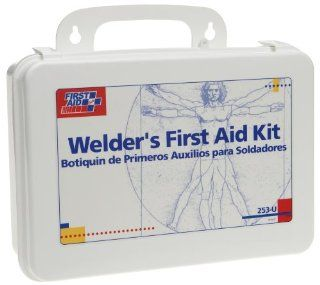 First Aid Only 16 Unit Welder First Aid Kit, 114 Piece Kit Health & Personal Care