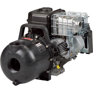 Pacer Chemical/Water Pump — 3in. Ports, 16,500 GPH, 205cc Briggs & Stratton Engine, Model# SE3SL E6VCP  Engine Driven Chemical Pumps