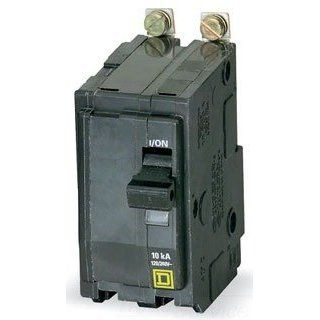 QOB2100 SQUARE D 100 AMP, 2 POLE, QOB BOLT IN, CIRCUIT BREAKER, 120/240VAC 10K, 2P, 100A Magnetic Circuit Breakers