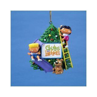 "Shop Child's First Board Game ""Chutes and Ladders"" Christmas Ornament #HG0102 at the  Home D�cor Store. Find the latest styles with the lowest prices from Kurt Adler"