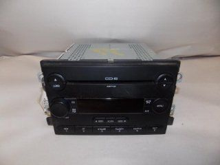 05 05 Mercury Montego Five Hundred 500 Radio  6 Disc CD Player 2005 #4219 Automotive