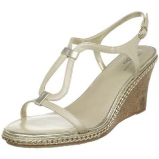 AK Anne Klein Women's Audris Wedge Sandal Anne Klein Shoes Women Shoes