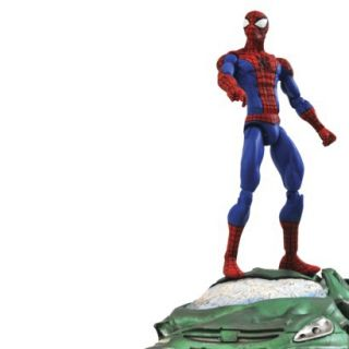 Diamond Select Marvel Spider Man Action Figure