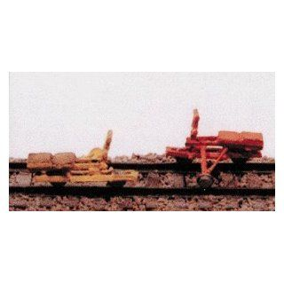 VELOCIPEDE   RAILWAY EXPRESS MINIATURES N SCALE MODEL TRAIN ACCESSORIES 2014 Toys & Games
