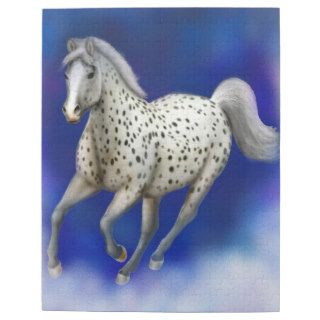 Heavenly Leopard Appaloosa Horse Puzzle