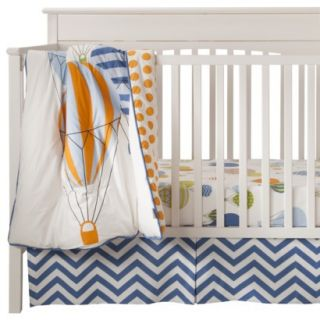Room 365™ Hot Air Balloon 3pc Crib Bedding Set
