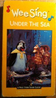 Wee Sing Under the Sea David Poulshock Prod. Movies & TV