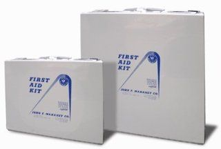 Economy First Aid Kits, Heavy Metal Boxes   50 Person First Aid Kit