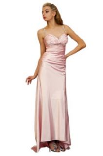 DAPENE Lady Women Sweetheart Spaghetti Strap Wedding Cocktail Prom Dress