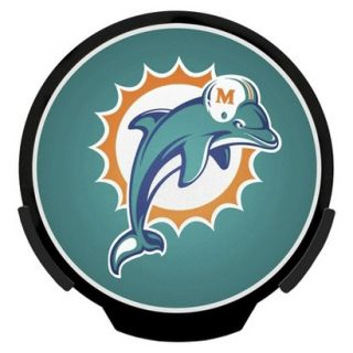 POWERDECAL NFL Miami Dolphins Backlit Logo