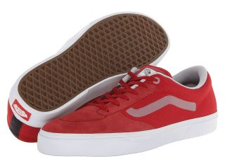 Vans [Rowley] Pro Lite Mens Skate Shoes (Red)