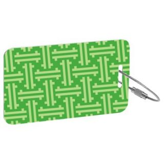 RuMe® 2 Piece Set Luggage Tags   Green