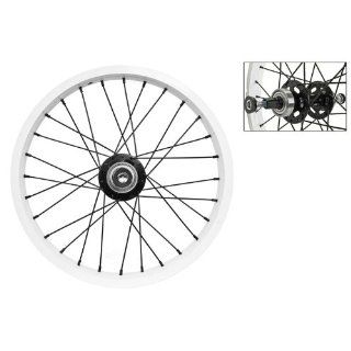 "Sun Replacement Unicycle Wheel for Flat Top   16"", Red/White  Bike Wheels  Sports & Outdoors"