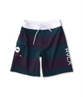 RVCA Kids Civil Stripe Boardshort (Big Kids)