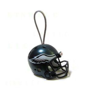 Official NFL National Football League Licensed Team Helmet Christmas Tree Ornaments   Philadelphia Eagles Automotive