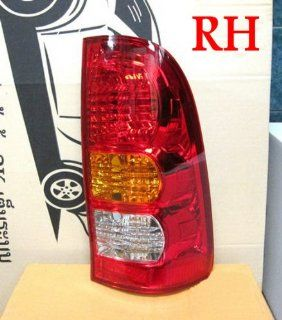 Toyota Hilux Sr5 Mk6 Vigo Pickup Right Side Tail Light Rear Lamp 2005 2006 2007 2008 2009 2010 Rh  Automotive Electronic Security Products